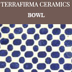 Terrafirma Ceramics collection with 3 products