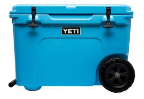 Yeti  Tundra  45-can Haul Roller Cooler Reef Blue $399.99