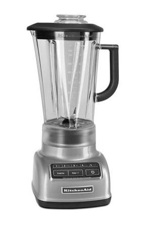 $129.99 Metallic Chrome 5-Speed Diamond Blender