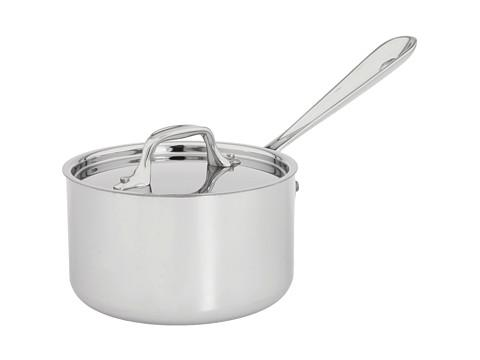 $155.00 Stainless Steel 1.5qt Sauce Pan w/ Lid
