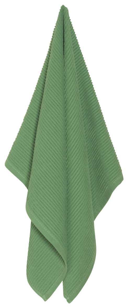 Now Designs  Kitchen Towels  KITCHEN TOWEL RIPPLE VERDE $9.00