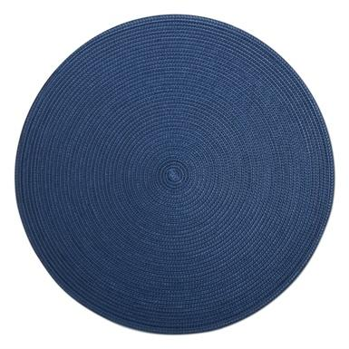 Tag  Placemats  INDIGO ROUND PLACEMAT $4.25