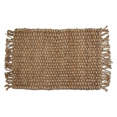 Tag  Placemats  JUTE BRAIDED NATURAL $55.00
