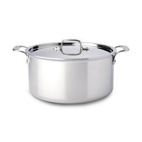 All-Clad  Stainless Cookware 8qt Stockpot w/ Lid $320.00