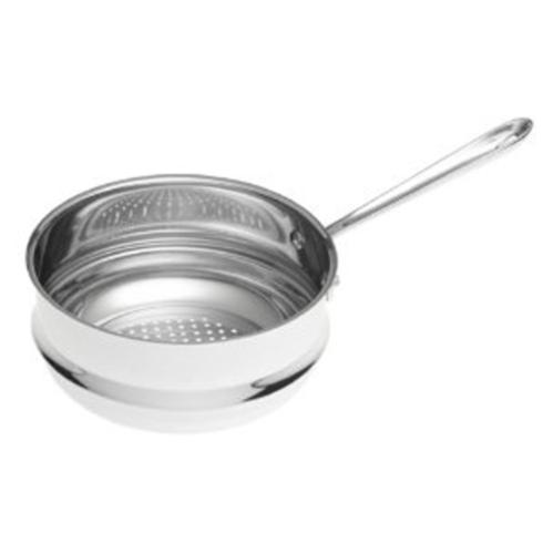 All-Clad  Stainless Cookware 3qt Stainless Steel Universal Double Boiler $59.99