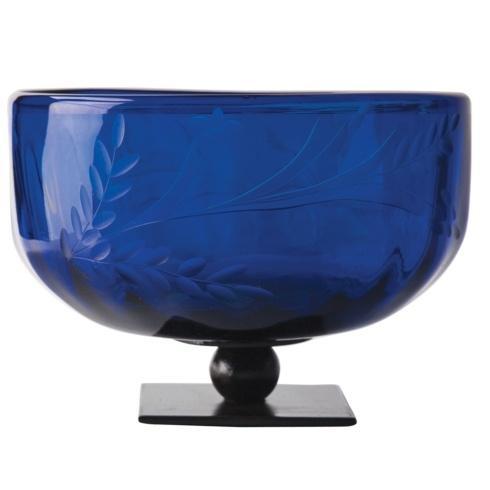 Jan Barboglio  Bowls GOURD BOWL AZUL $185.00
