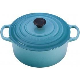 Le Creuset  Caribbean Round French Oven Caribbea 5.5qt $340.00