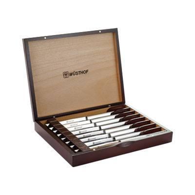 Wusthof  Accessories  8PC STEAK SET IN BOX $49.99