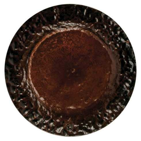 Jan Barboglio  Serveware  DOUBLE HAMMERED CHARGER $110.00
