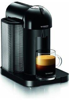 Nespresso  Espresso/Coffee Machines Vertuoline Us Black $199.00