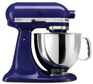 Kitchenaid  Mixers  5 Qt. Artisan Mixer - Cobalt $349.99