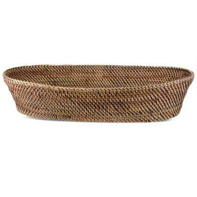 Calaisio  Baskets  OVAL BREAD BASKET SM $44.00