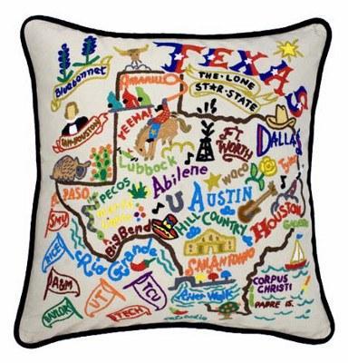 $196.00 Texas Pillow