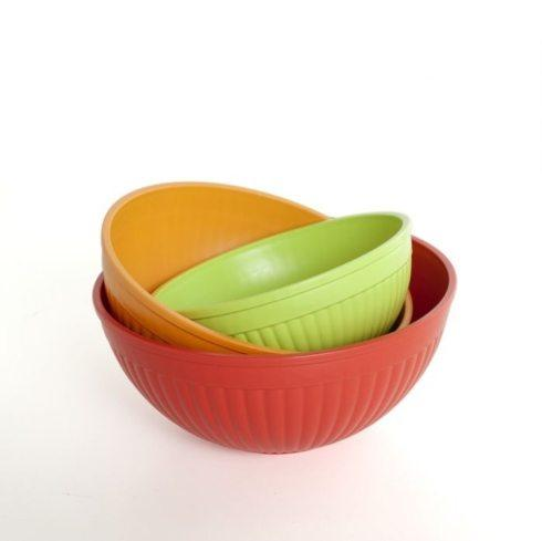 Nordic Ware  Cooking  Prep and Serve Mixing Bowls 3 pc $27.00