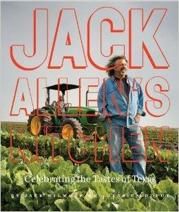 Breed & Co. Exclusives  Miscellaneous  JACK ALLEN'S KITCHEN COOKBOOK $39.95