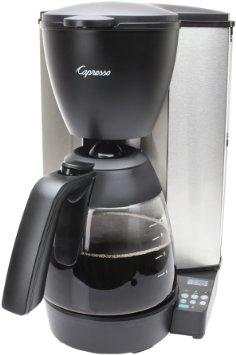 $89.99 Capresso Coffee Maker Mg600 Plus