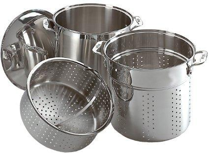 All-Clad  Stainless Cookware 12qt Multicooker $149.99