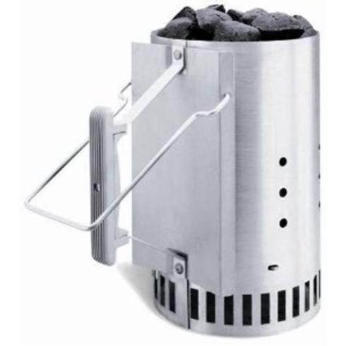 Weber  Grill Accessories  CHARCOAL CHIMNEY LIGHTER $17.99