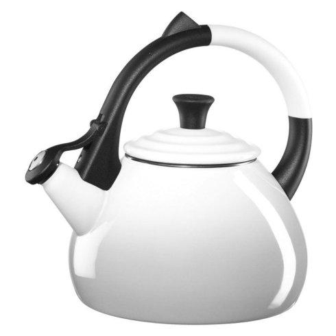 Le Creuset  White OOLONG KETTLE WHITE 1.8qt $85.00