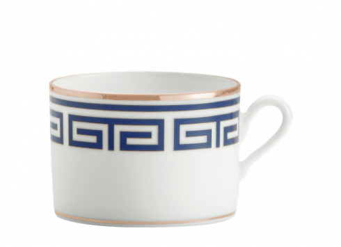 $130.00 LABIRINTO BLUE TEA CUP