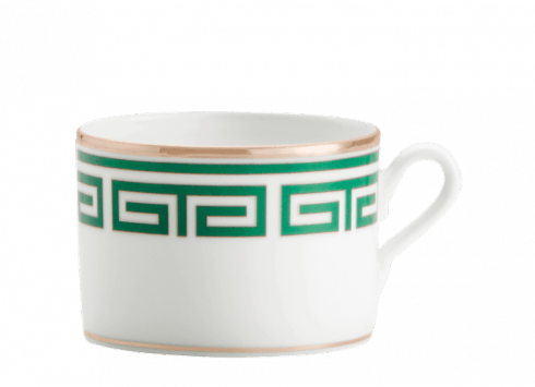 $130.00 LABIRINTO GREEN TEA CUP