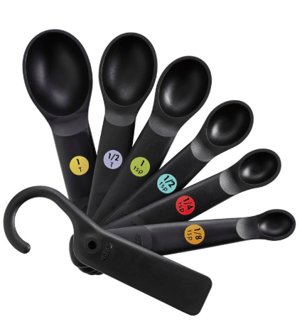 OXO  Measuring Tools  MEASURE SPOONS 6PC $4.99