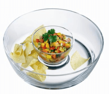 Breed & Co. Exclusives  Kitchen  MICHELANGELO CHIP AND DIP $29.99