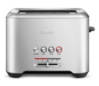 $80.00 BIT MORE TOASTER TWO SLICE
