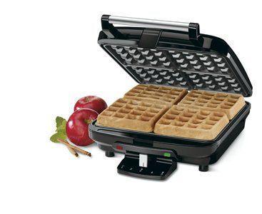 Cuisinart  Waffle Makers  4-SLICE BELGIAN WAFFLE MAKER $59.95