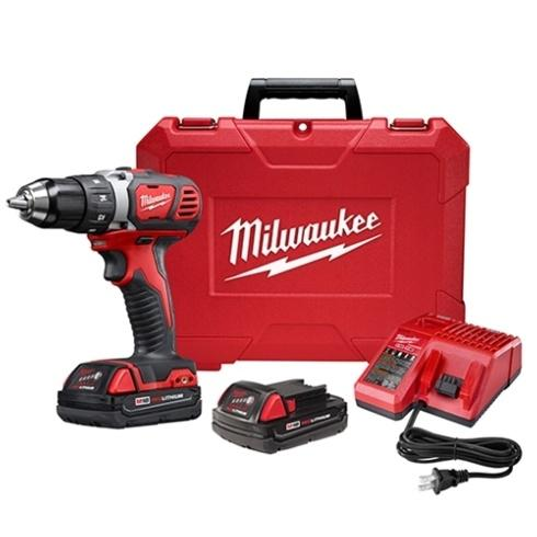 Ace  Milwaukee DRILL DRIVER KIT M18 1/2