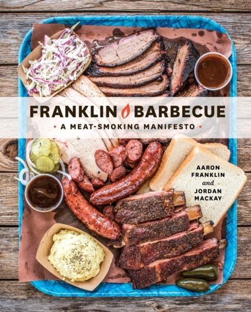$29.99 FRANKLIN BARBECUE BOOK