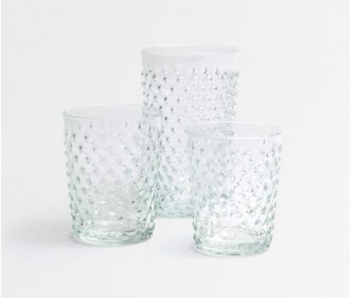 Blue Pheasant  Sofia SOFIA CLEAR TUMBLER GLASS $18.00