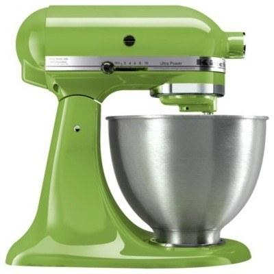 $359.00 ULTRA POWER SERIES 4.5QT MIXER GREEN APPLE