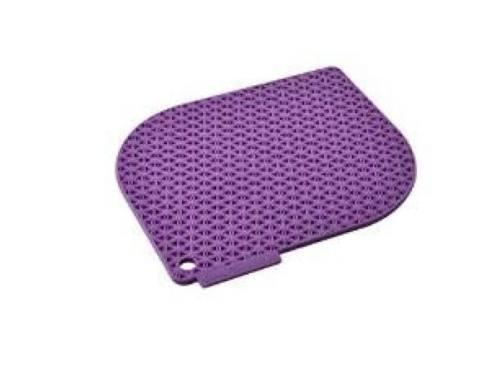Charles Viancin   Honey Comb Potholder Purple $5.00