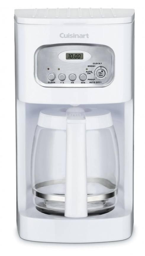 $69.95 12 cup Programmable Coffeemaker - White