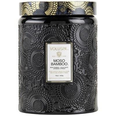 Breed & Co. Exclusives  Miscellaneous  MOSO BAMBOO LG JAR $28.00