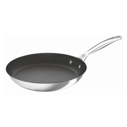 Le Creuset  Stainless NONSTICK FRY PAN 10
