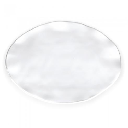 RUFFLE LARGE OVAL PLATTER 18X13 collection with 1 products
