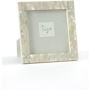 Tizo Designs  5x5 Frames 5x5 Mother Of Pearl Frame* $120.00