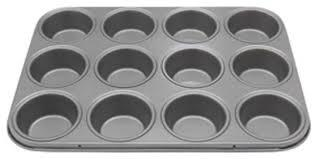 Amco  Baking Pans Muffin Pan Unc $16.95