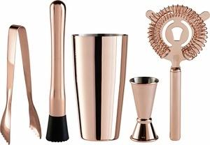 Oggi   5 PC CPPR PLT BAR SET COPPER $62.00