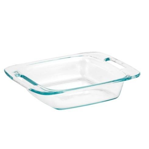 """$9.99 Easy Grab 8"""" Square Baking Dish Pyrex"""
