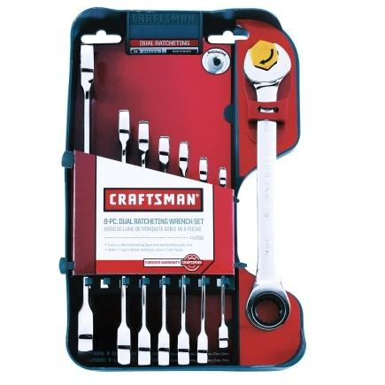 Ace  Craftsman CM WRENCH OE MM  8PC $79.99