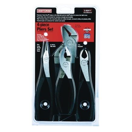Ace  Craftsman CM PLIERS 4PC ST $44.99