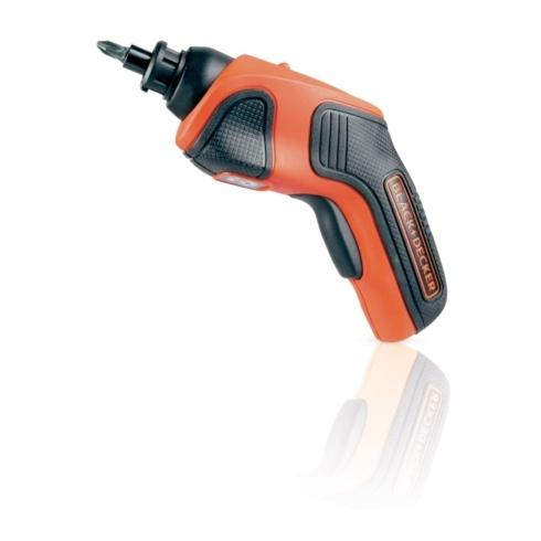 Ace  Black & Decker B&D CORDLESS SCREWDRIVER 4v $21.99