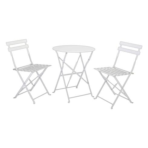 Ace  Ace TRENTINO BISTRO SET WHITE $99.99