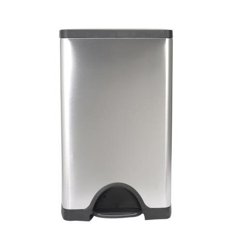 $139.95 SIMPLE HUMAN 38L RECT STEP - ON
