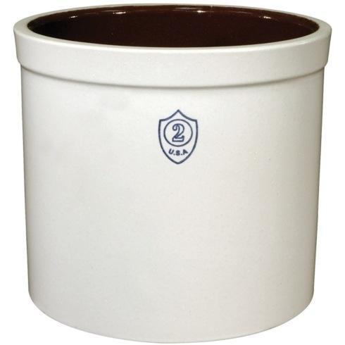 $27.99 2 Gallon Stoneware Crock