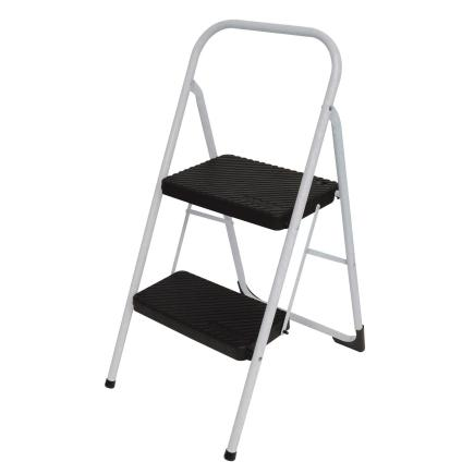 $31.99 Step Stool Big Step White