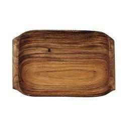 Pacific Merchants  Trays  Serving Tray W/Handles 16x10 $37.00